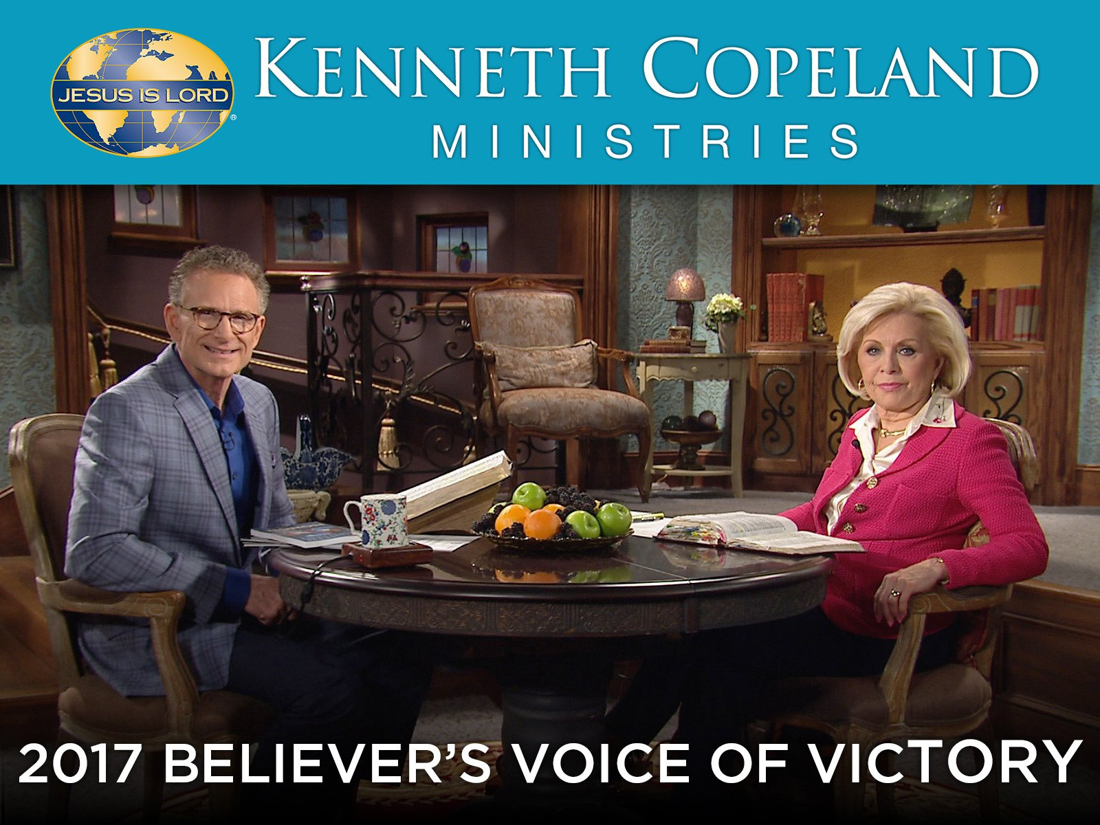 Kenneth Copeland 2017 - Season 24