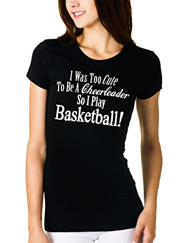 Too Cute Clothing Store Basketball Too Cute To Cheer
