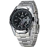Buyterest ALPS Men's Automatic Self-Winding watch Casual Business Wristwatch