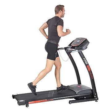 fytter runner ru 05r ru 05r tapis de course noir rouge sports et loisirs m298. Black Bedroom Furniture Sets. Home Design Ideas