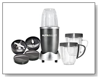 Nutri Bullet Blender Reviews