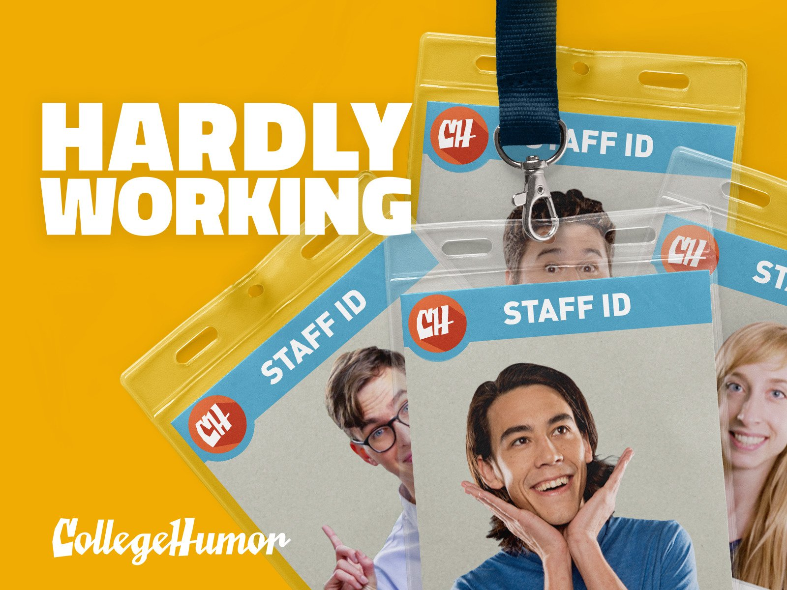 Hardly Working - Season 1