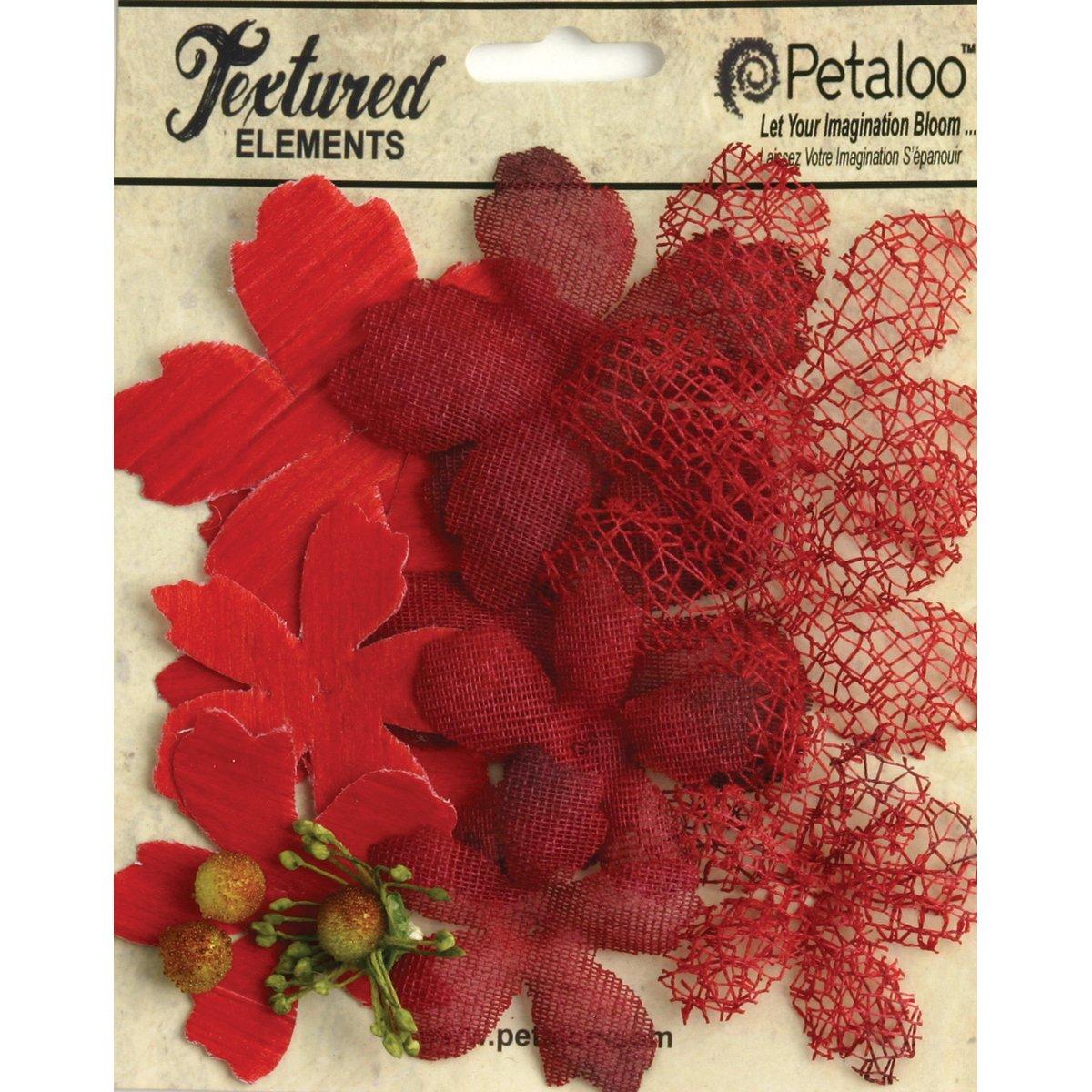 Strati di texture misto 12/Pkg-rosso   revisión y más información