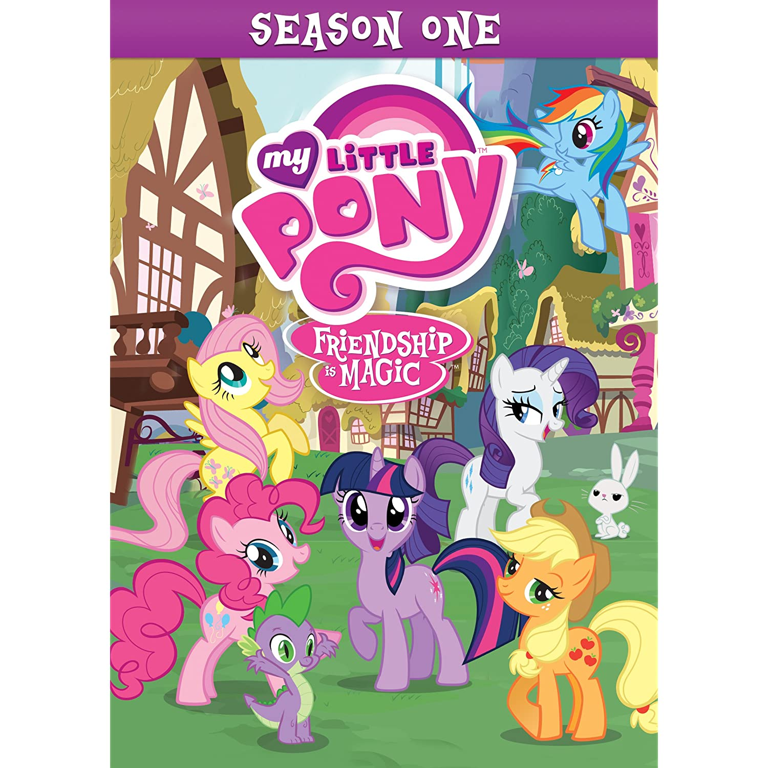 My Little Pony Friendship is Magic dvd season 1