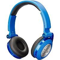 JBL Synchros E40BT On-Ear Wireless Bluetooth Headphones (Blue) - Refurbished