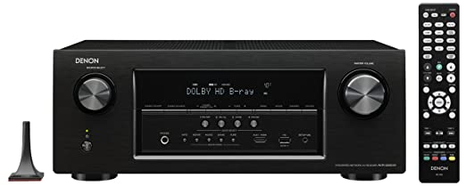 Denon AVR S900W 7 2 Channel Network A V Receiver