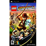 LEGO Indiana Jones 2: The Adventure Continues - Sony PSP (Color: One Color, Tamaño: One Size)