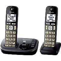 Panasonic KX-TGD222M 2 Handsets DECT 6.0 Cordless Phone