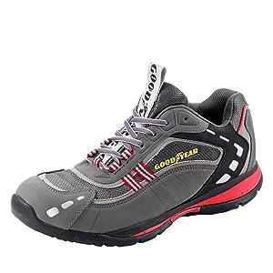 Goodyear - Chaussures De Sécurité G1383011 G3000 - S1 HRO   avis de plus amples informations