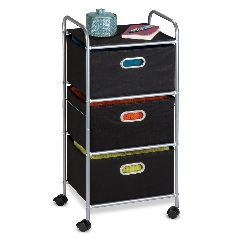 new utility tool organizer storage service mobile cart rolling wheel drawer home ebay. Black Bedroom Furniture Sets. Home Design Ideas