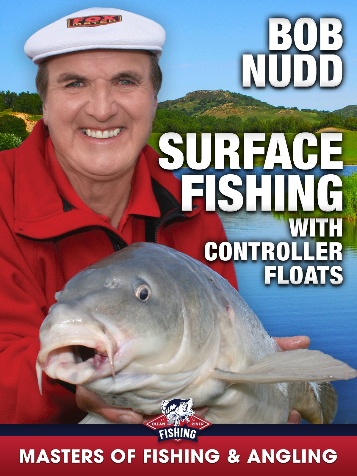 Surface Fishing with Controller Floats - Bob Nudd (Masters of Fishing & Angling)