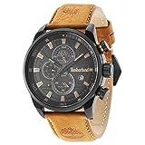Timberland henniker 14816JLB-02 Mens quartz watch (Color: brown)