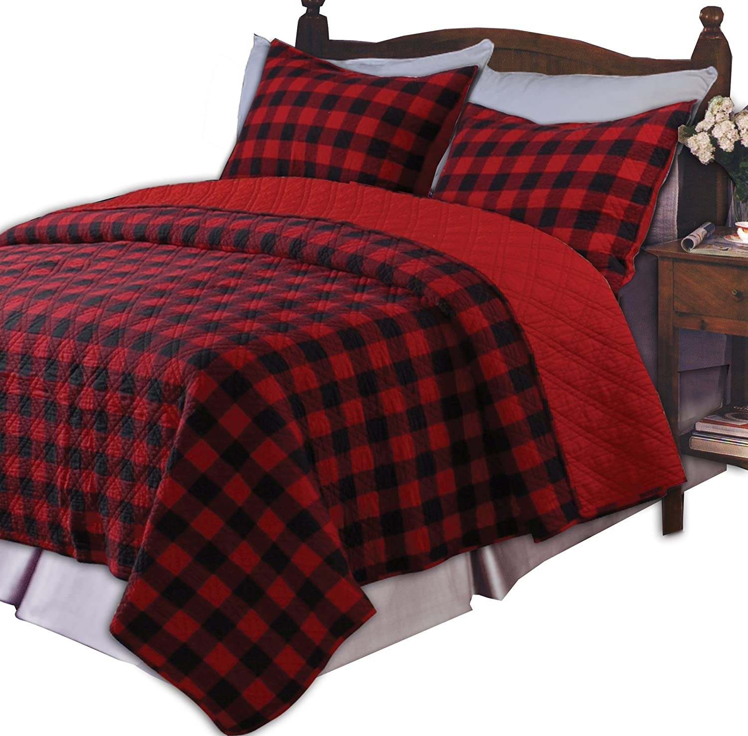 Black And Red Bedding Www Imgkid Com The Image Kid Has It