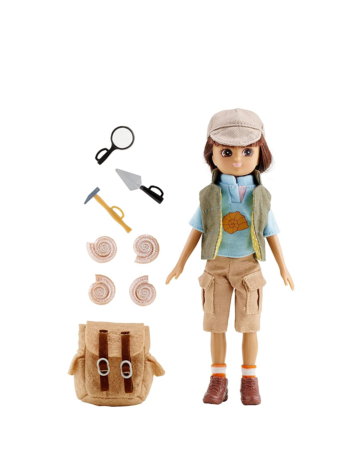 Fossil Hunter Lottie Doll