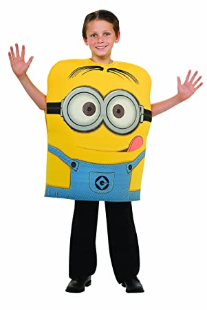 Minion Costume for Boys