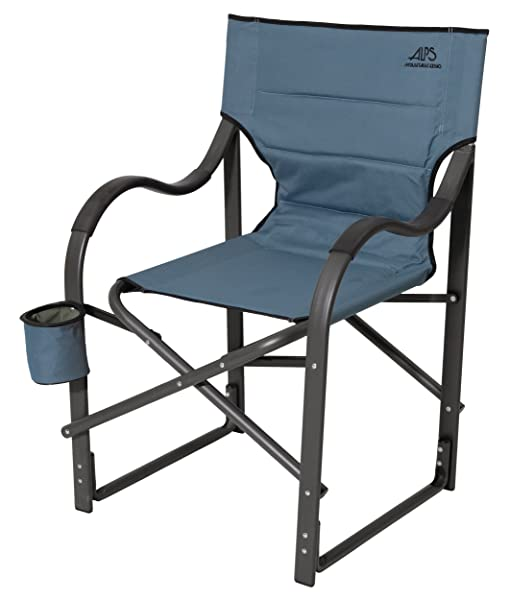 Folding Camp Chair Heavy Duty Outdoor Camping Gear Beach Hiking Lounge Tent N
