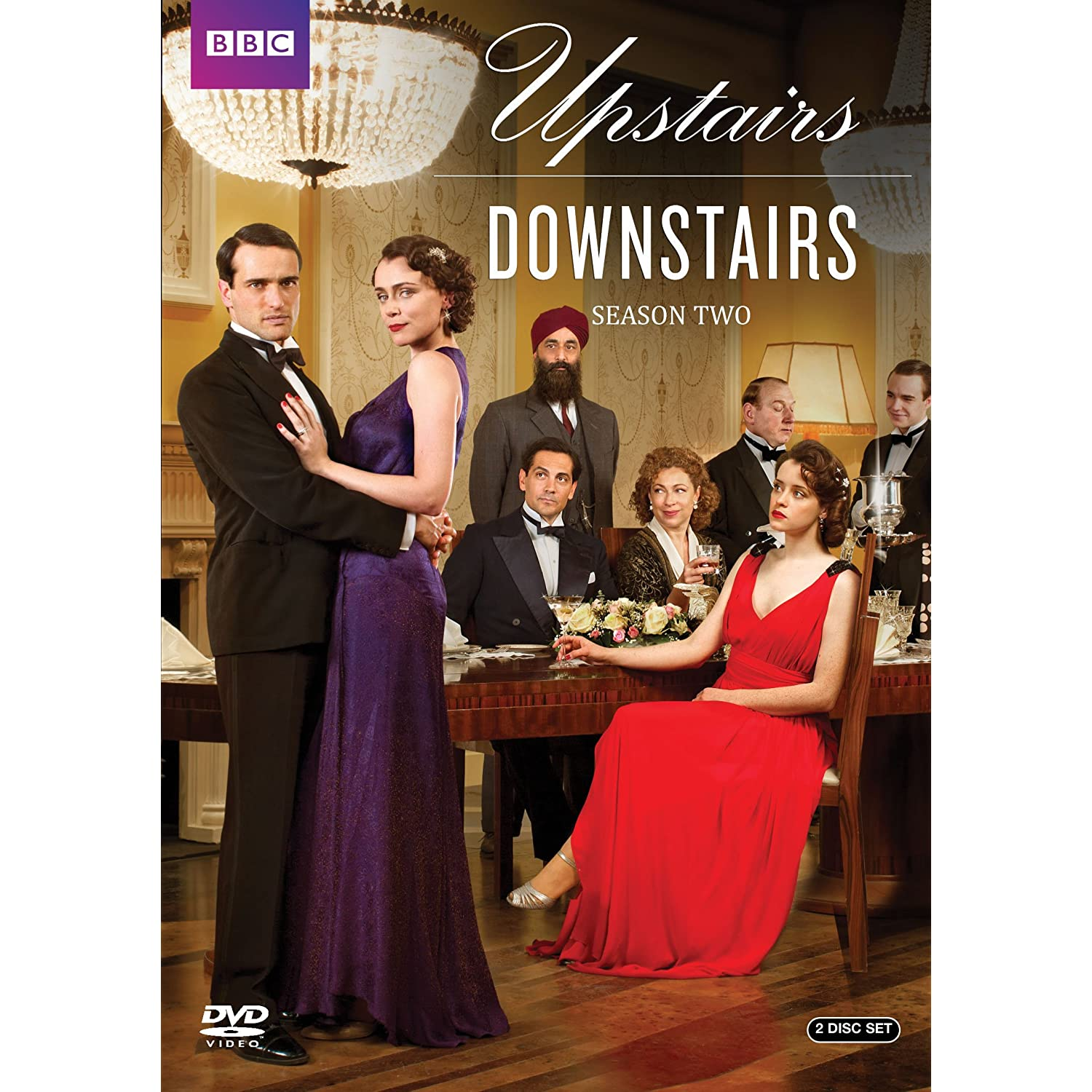 2012 2013 Season Opens With Sleeping: Elegance Of Fashion: Review: Upstairs Downstairs