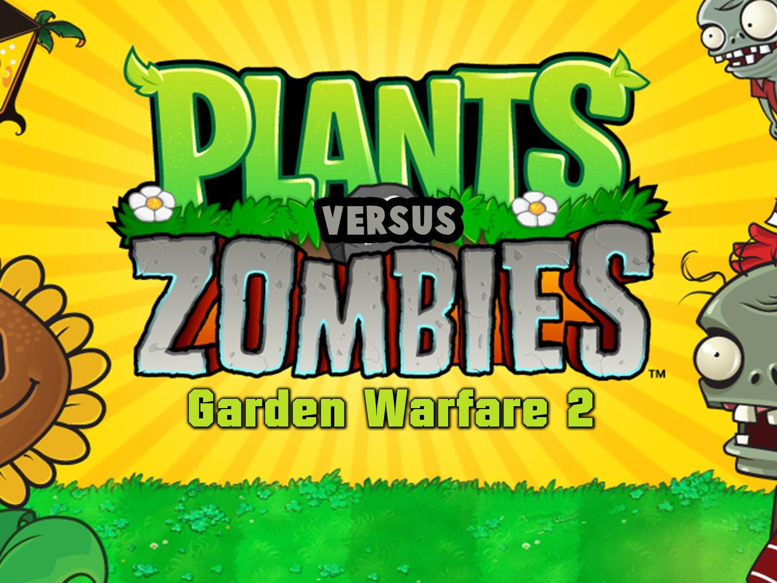 Clip: Plant versus Zombies - Season 1