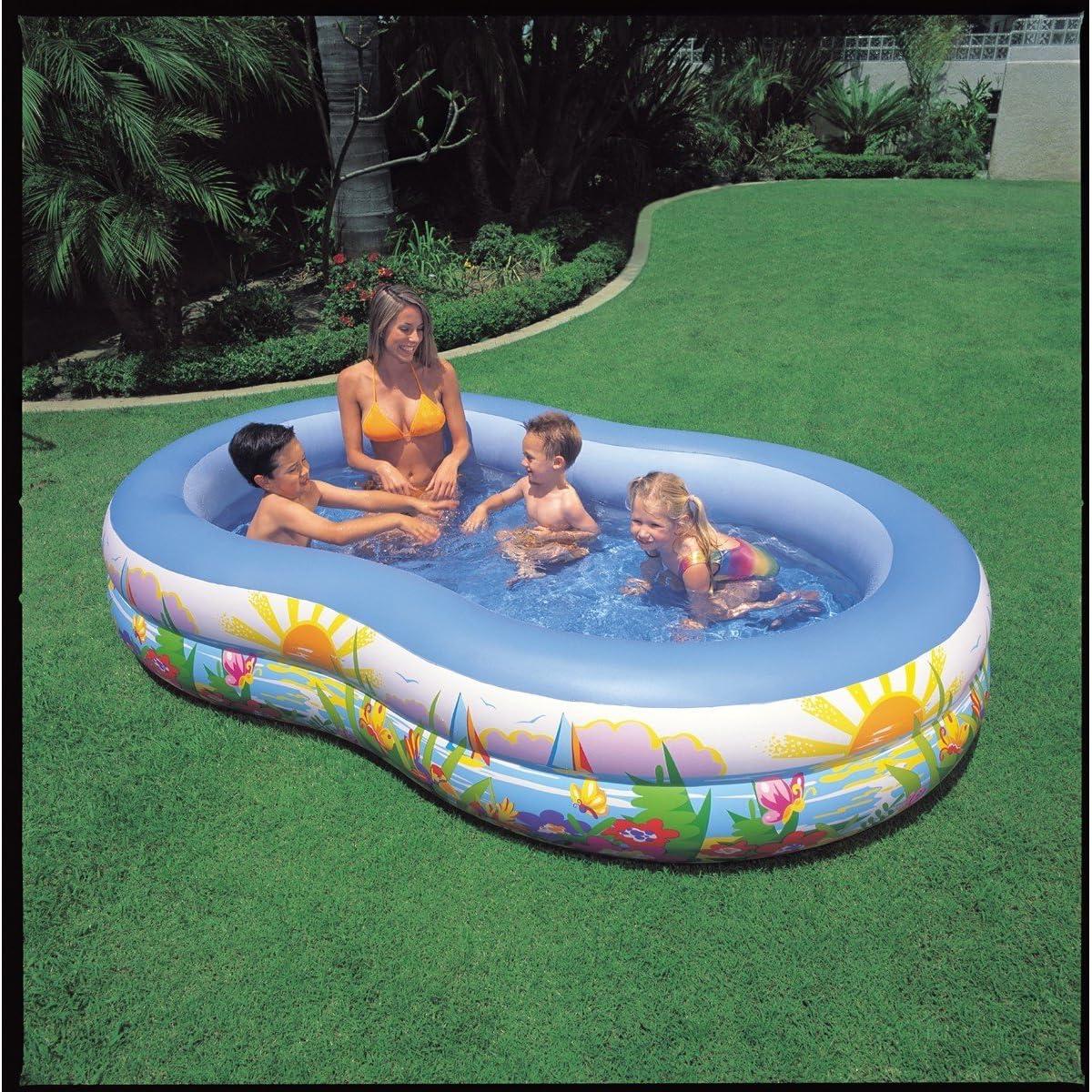 Intex recreation swim center paradise lagoon pool price in Intex swimming pools prices in pakistan