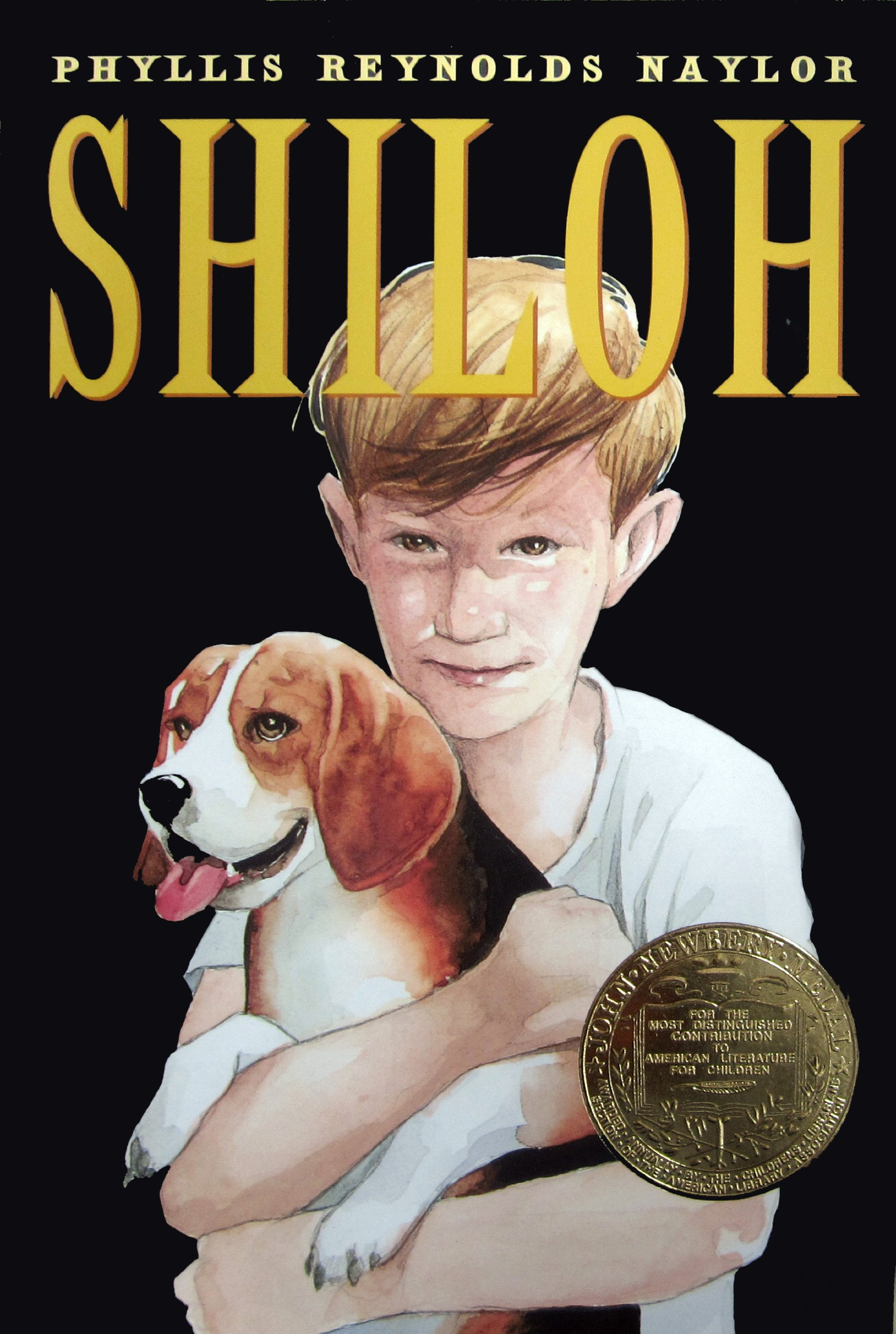 Shiloh Naylor Novel