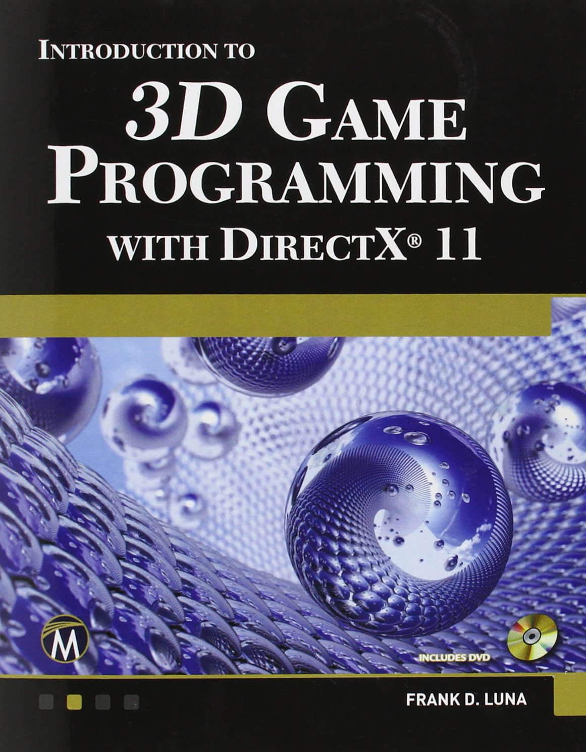couverture du livre Introduction to 3D Game Programming with DirectX 11