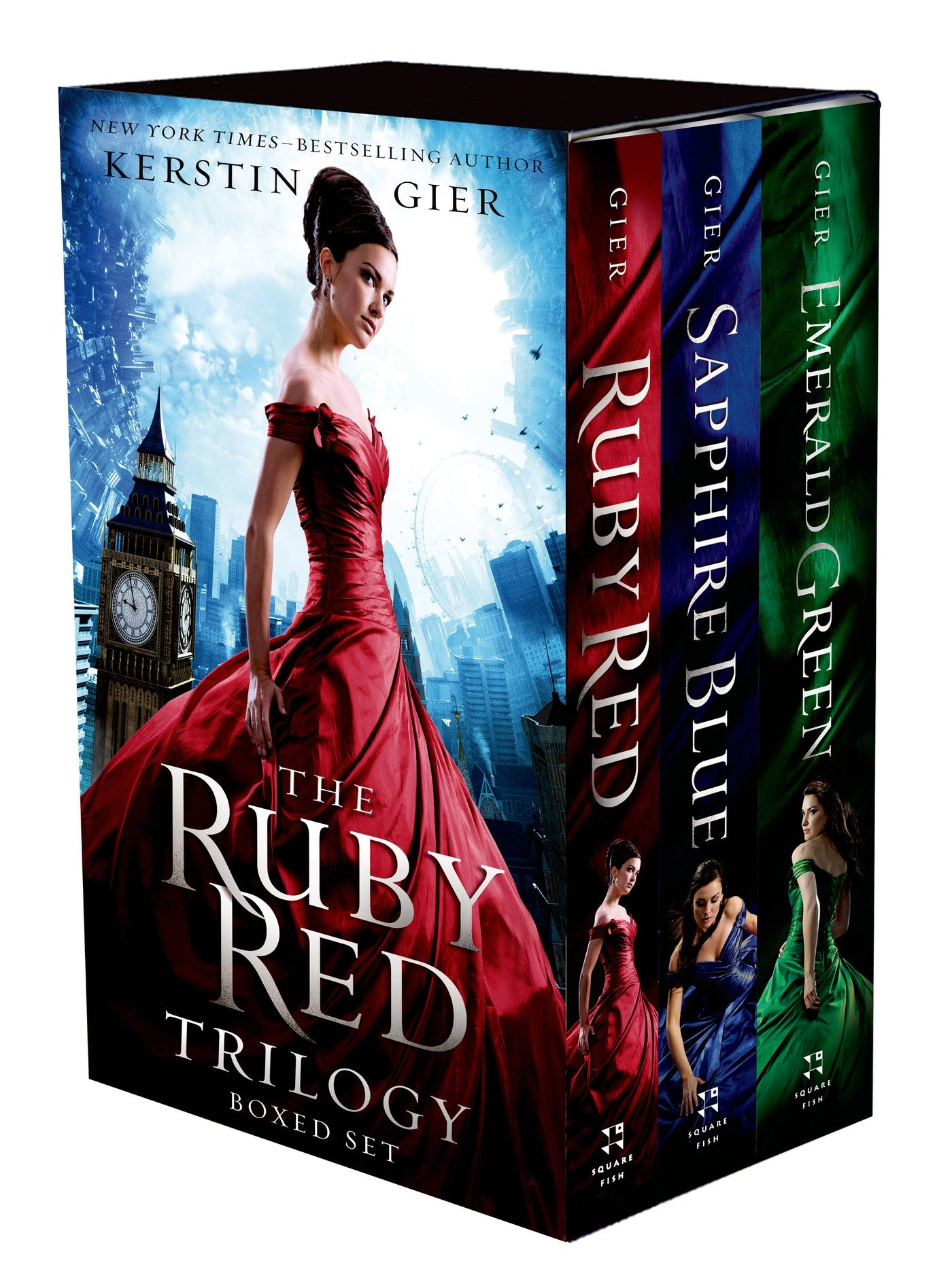 Ruby Red Trilogy Movie The Ruby Red Trilogy Boxed Set