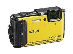aw130 waterproof camera