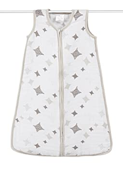 aden + anais Classic Muslin Sleeping Bag Shine On, Medium