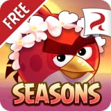 Angry Birds Seasons Free ~ Rovio Entertainment Ltd.