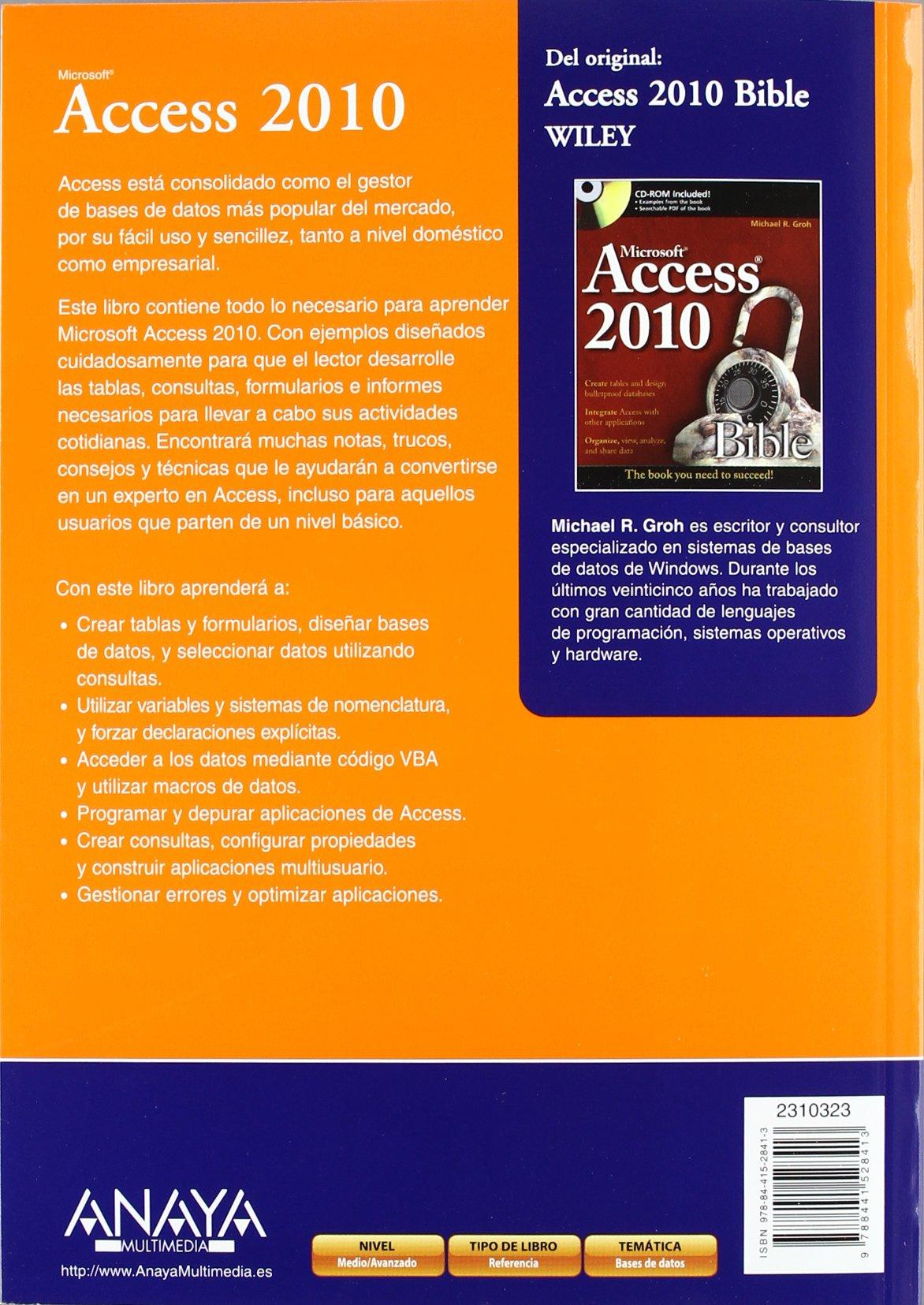 Microsoft Access 2010 Download