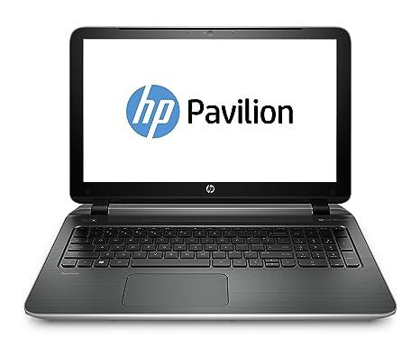 """HP Pavilion 15-p236nf PC portable 15,6"""" Argent (Intel Core i3, 6 Go de RAM, Disque dur 1 To, Nvidia GeForce 830M 2 Go, Mise à jour Windows 10 gratuite)"""