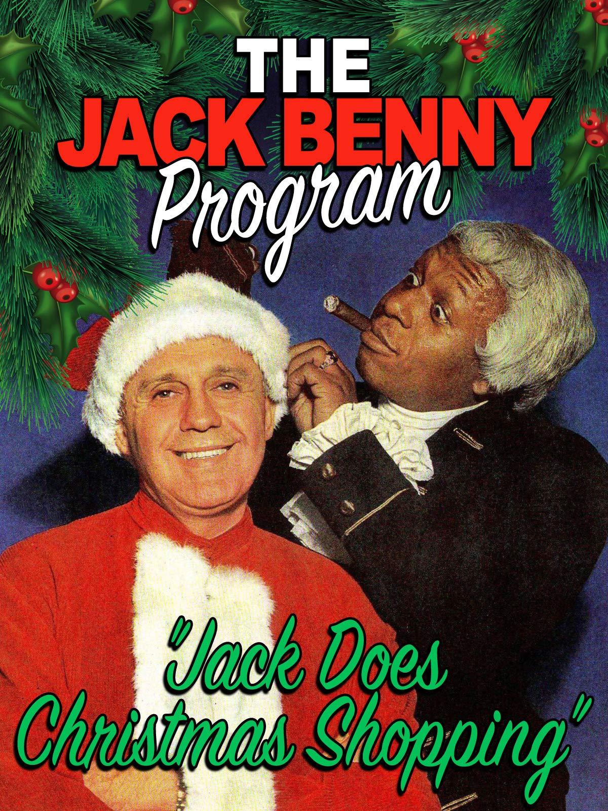 The Jack Benny Program - Jack Does Christmas Shopping