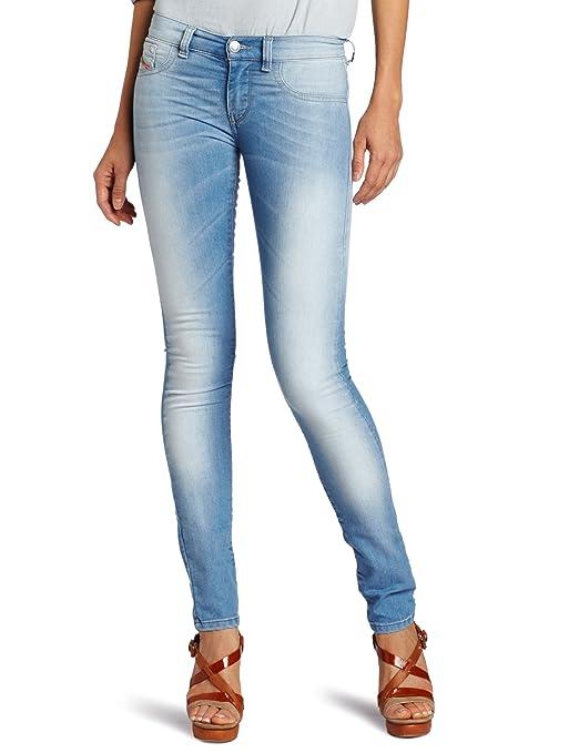 海淘迪赛牛仔裤:DIESEL 迪赛女士牛仔裤