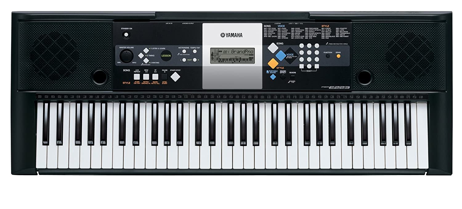 Yamaha Electric Piano P Manual