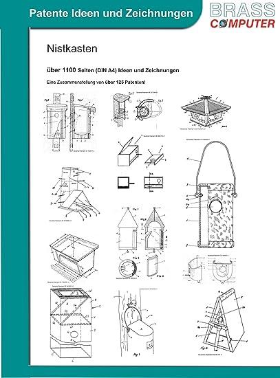 Nistkasten selber bauen ca 1100 seiten din a4 ideen for Vogelhaus bauanleitung kostenlos ideen