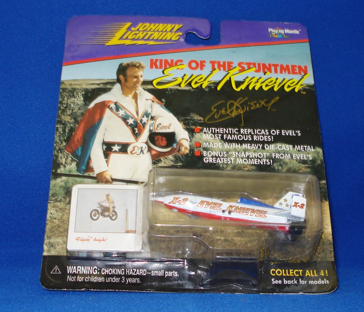 Evel Knievel Sky Cycle