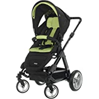 Obaby Zynergi Condor 4S Black Chassis with Seat Unit (Lime)