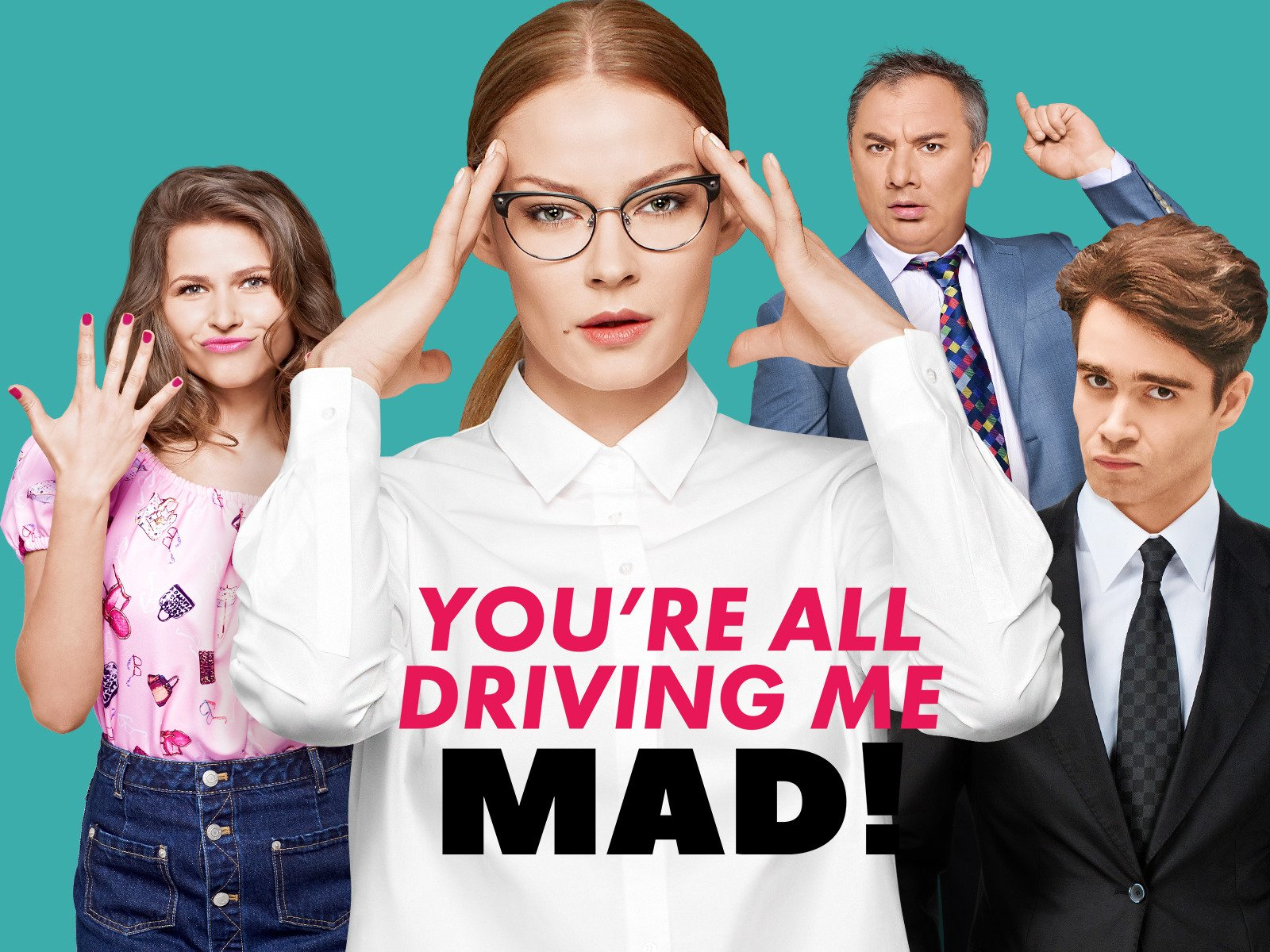 You're All Driving Me Mad! - Season 1