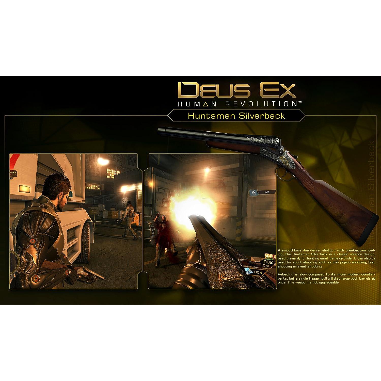 Online Games, Video Games, Action, Xbox 360, Rpg, Deus Ex: Human Revolution