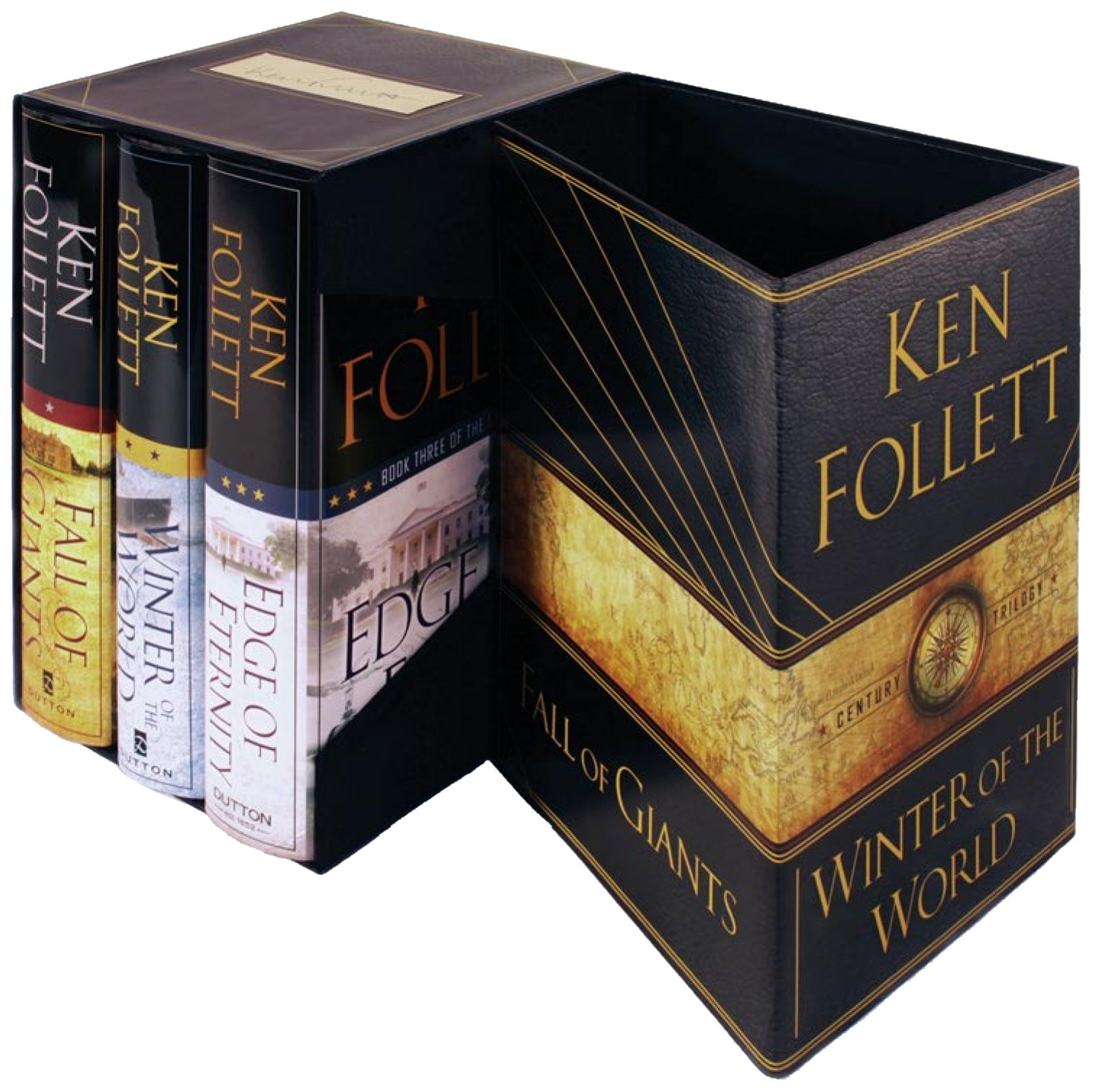 The Century Trilogy Boxed Set ISBN-13 9780525954880
