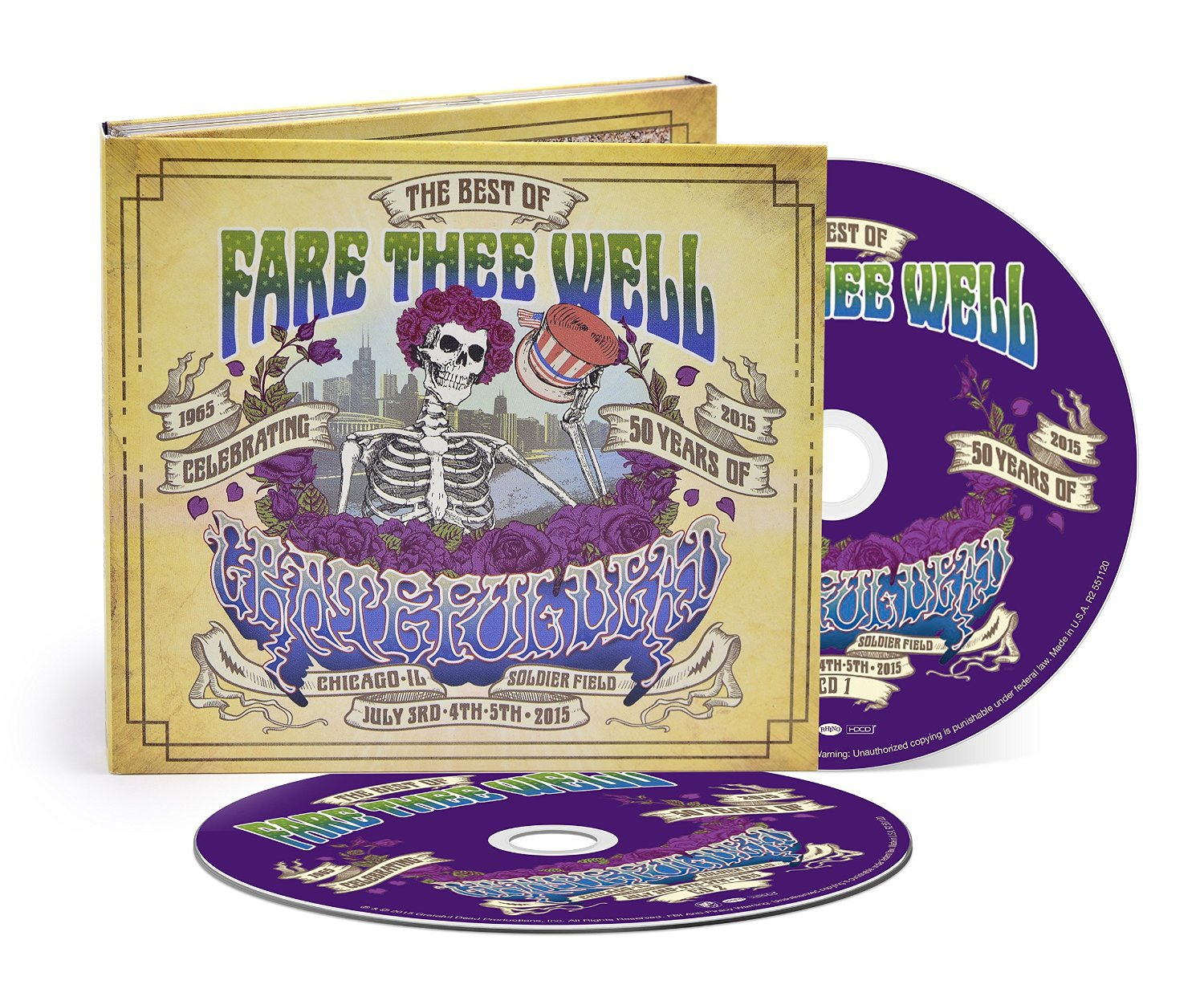 Grateful Dead-Fare Thee Well (Live 07-05-2015)-WEB-2015-ENTiTLED Download