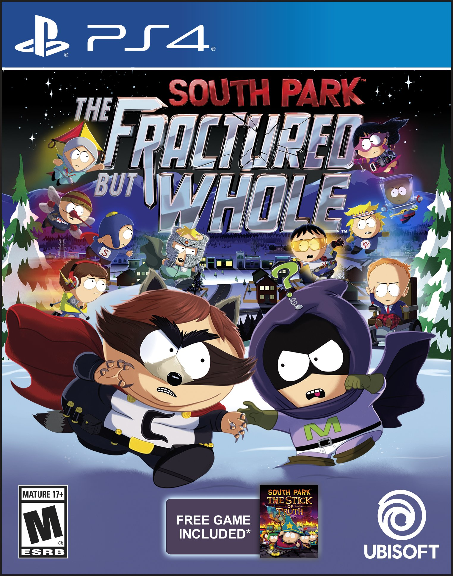 South Park Fractured Whole Playstation 4