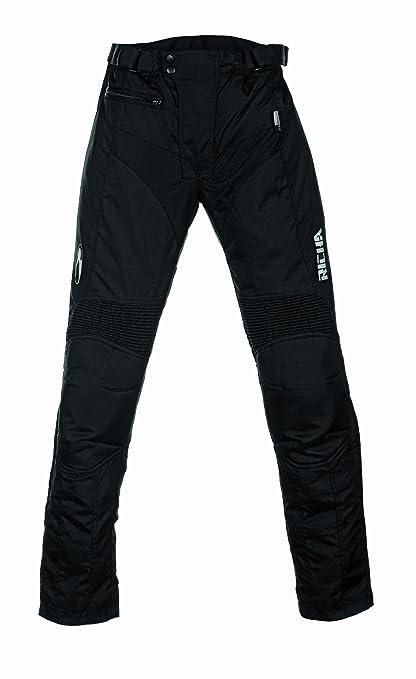 7EV100/L - Richa Everest Mens Textile Trousers L Black (34) - Short Leg