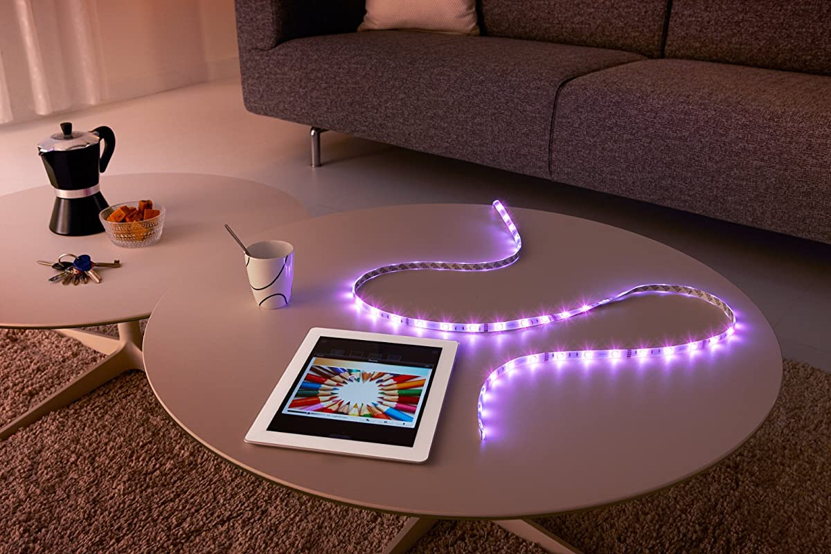 Philips Hue Lightstrip Dimmable Led Smart Light Older