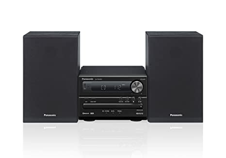 Panasonic SC-PM250EG-K noir