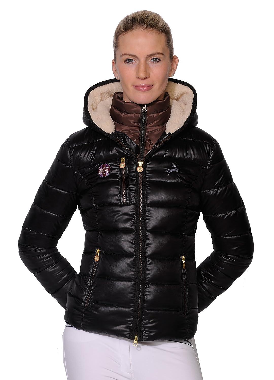 Spooks Jacke Double Jacket black XS-XXL