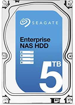 Seagate Enterprise NAS 5TB Internal Hard Drive