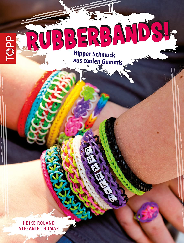Rubberbands!: Hipper Schmuck aus coolen