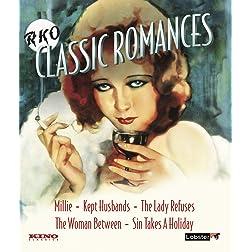 RKO Classic Romances [Blu-ray]