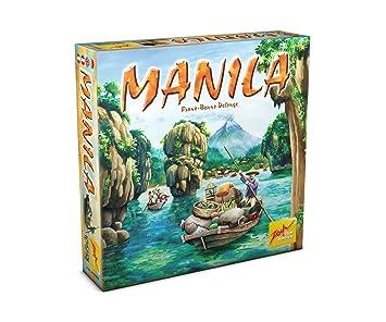 Zoch 601105078 Jeu de Plateau - Manila